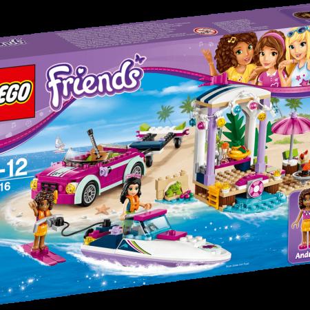 Lego friends 41313 piscina aperto di heartlake over games - Lego friends piscina ...