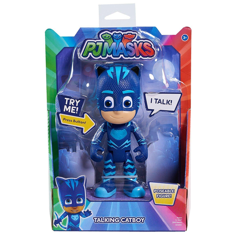 Pj Masks Personaggio Parlante Gattoboy Over Games