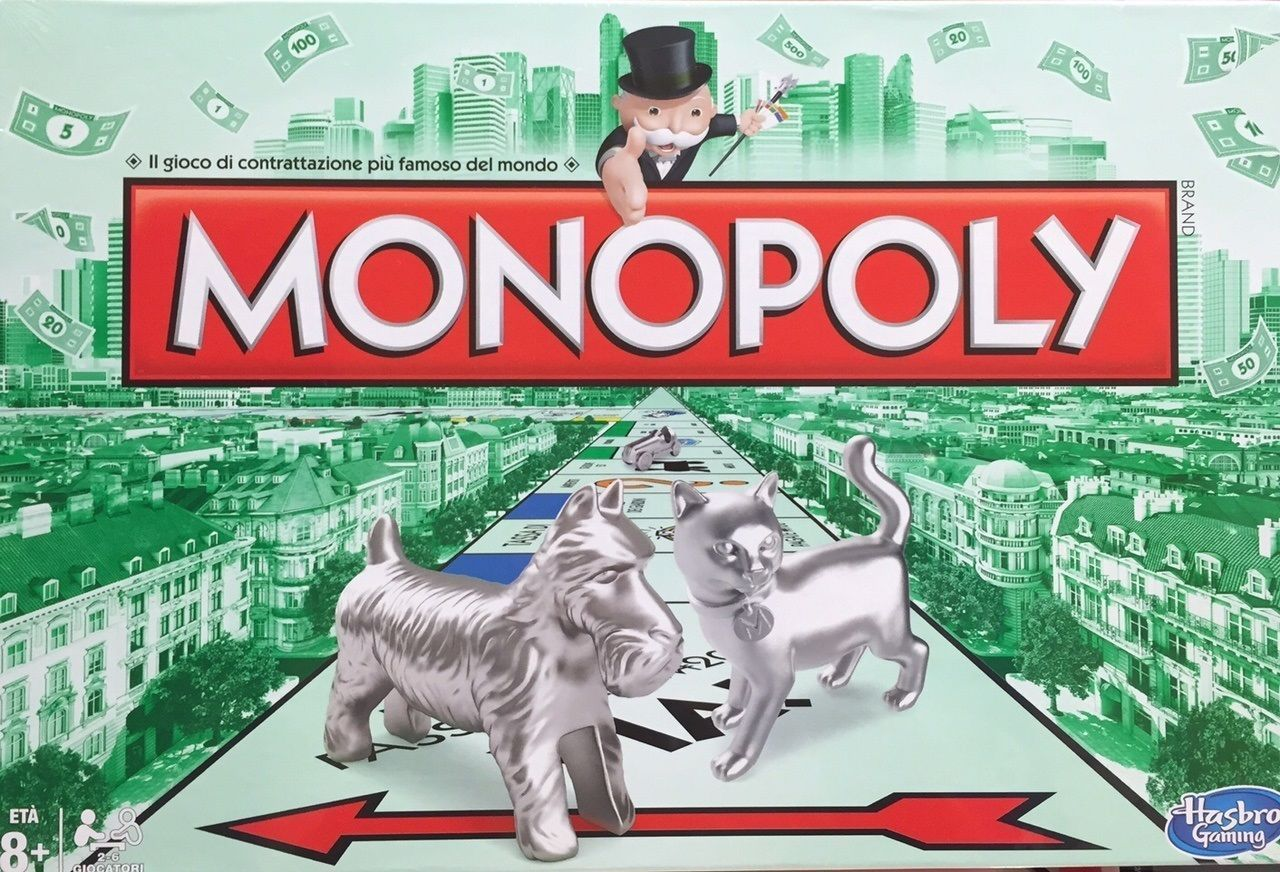 Monopoly over games for Blaze cartoni in italiano